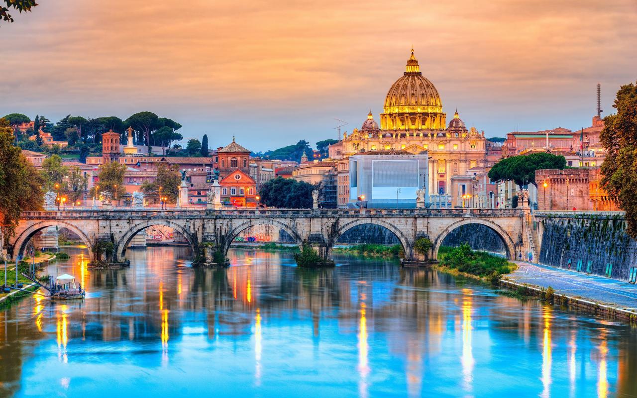 أفضل فنادق روما للعرسان والعوائل وأفضل الاماكن السياحية في روما