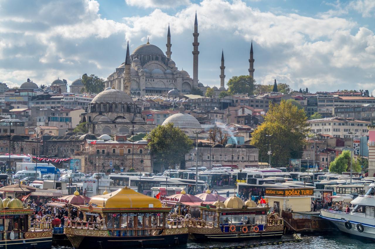 افضل فنادق اسطنبول للعرسان وأفضل الاماكن السياحية في اسطنبول